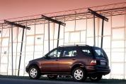 MERCEDES-BENZ ML 320 (Automata)  (2001-2002)