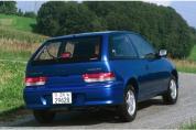 SUBARU Justy 1.3 GX (1996-2001)