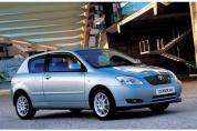 TOYOTA Corolla 1.6 Linea Sol (Automata)  (2001-2004)