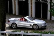 MERCEDES-BENZ SL 55 AMG (Automata)  (2001-2006)