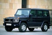 MERCEDES-BENZ G 55 AMG Station Wagon (Automata)  (2004-2007)