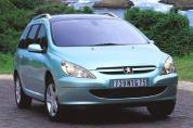 PEUGEOT 307 Break 1.6 HDi Riviera III. (2005.)