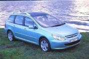 PEUGEOT 307 Break 2.0 HDi Riviera (2003-2004)