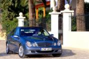 MERCEDES-BENZ E 500 Elegance (Automata)  (2002-2003)