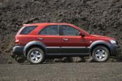 KIA Sorento 2.4 LX (2005-2006)
