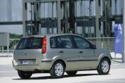 FORD Fusion 1.6 TDCi Trend (2004-2005)
