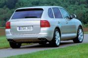 PORSCHE Cayenne Turbo Tiptronic  (2002-2007)