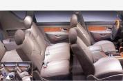 SSANGYONG Rexton 2.7 270 Xdi DSX+Leather+SD Aut. (2005-2006)