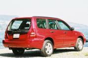 SUBARU Forester 2.0 Turbo (2002-2005)