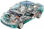TOYOTA Prius 1.5 HSD (Automata)  (2000-2003)
