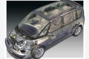 RENAULT Grand Espace 2.0 T Expression (Automata)  (2005-2007)