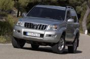TOYOTA Land Cruiser 3.0 D Executive Black (Automata)  (2009-2010)
