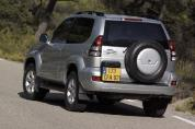 TOYOTA Land Cruiser 3.0 D VX (2007-2010)