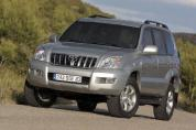 TOYOTA Land Cruiser 3.0 D Executive Black (2009-2010)