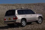 TOYOTA Land Cruiser 4.0 V6 VX (Automata)  (2003-2006)