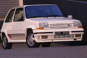 RENAULT R 5 1.7 GTE S (1990-1991)
