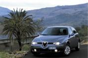 ALFA ROMEO Alfa 156 SW 2.5 V6 24V Distinctive (2002-2003)
