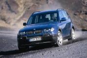BMW X3 2.5 Aut.