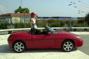 FIAT Barchetta 1.8 Comfort (2003-2004)