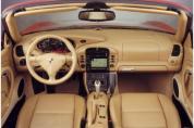 PORSCHE 911 Carrera Cabrio Tiptronic S (2001-2005)