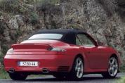 PORSCHE 911 Turbo Cabrio Tiptronic S (2003-2005)