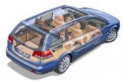 OPEL Vectra Caravan 3.2 V6 Design (2004-2005)