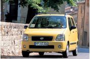 SUZUKI Wagon R+ 1.3 GLX AC (2004-2005)