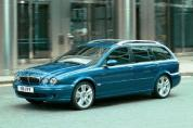 JAGUAR X-Type 2.1 V6 Estate Sport (2004-2005)