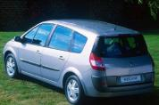 RENAULT Grand Scénic 1.6 Helios (Automata)  (2005-2006)