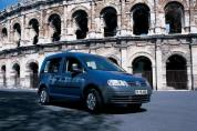 VOLKSWAGEN Caddy 1.9 PD TDI Life Color Concept DSG (2005-2006)