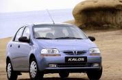 DAEWOO Kalos 1.4 16V SX (2003-2004)