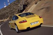 PORSCHE 911 Turbo Tiptronic S (2006-2009)