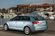 AUDI A3 1.6 Attraction Tiptronic  (2004-2008)