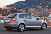 AUDI A3 1.9 PD TDI Attraction DSG DPF (2006-2008)