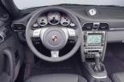 PORSCHE 911 Carrera 4 Cabrio Tiptronic S (2006-2008)