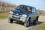 MITSUBISHI L 200 Pick Up 2.5 TDI DK Intense 4WD (Automata)  (2005-2006)