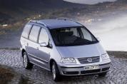 VOLKSWAGEN Sharan 2.8 V6 Highline (2003-2010)