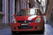 SUZUKI Swift 1.5 VVT GS Navigátor ACC