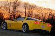 CHEVROLET Corvette Coupe 6.2 V8 (2008-2009)
