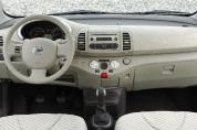 NISSAN Micra 1.4 Active Luxury (2006-2008)