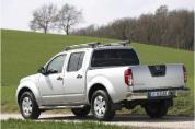 NISSAN Navara 4WD Double 2.5D LE (2005-2007)