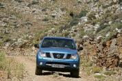 NISSAN Navara 4WD King 2.5D XE (2007-2009)