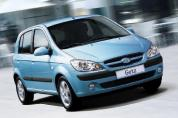 HYUNDAI Getz 1.4 GL Safety (2005-2007)