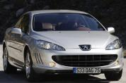PEUGEOT 407 Coupe 2.0 HDi Feline (2010-2012)
