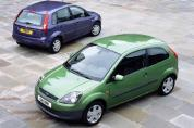 FORD Fiesta 1.6 Fresh Plus (Automata)  (2006-2008)