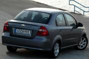 CHEVROLET Aveo Sedan 1.4 16V Elite LS (2009-2010)
