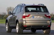BMW X3 xDrive18d (2009-2010)