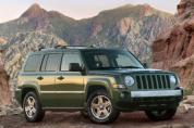 JEEP Patriot 2.4 Limited 4x4 CVT (2009-2010)