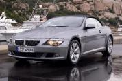 BMW 635d Cabrio (Automata)  (2007-2010)