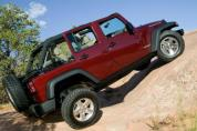 JEEP Wrangler Unlimited 2.8 CRD Rubicon (Automata)  (2009-2010)
